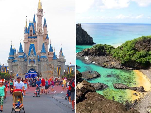 Sobe e desce do dólar faz turistas do Brasil trocarem destinos de viagem