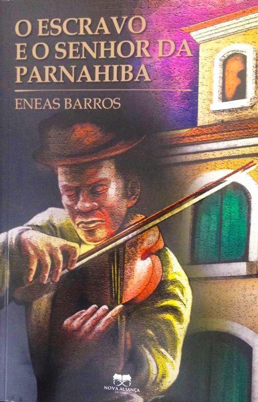 Escritor Piauiense Eneas Barros lança o livro